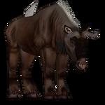 Black Wildebeest (Holden)