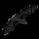 Black Flying Fox (Crookedjaw)