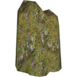 Mossy Rocks (Robbie)