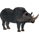 Woolly Rhinoceros (Urufu)