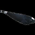 Black Ghost Knifefish (Deinonychus 110 & Samuel)