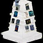 Aquarium Bookshelf (Whalebite)