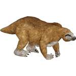 Giant Ground Sloth (Lgcfm & Ulquiorra)