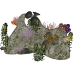 Animated Coral Reef 1 (Zerosvalmont)