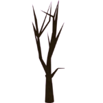 Dead Alpine Tree (Z-Studio)