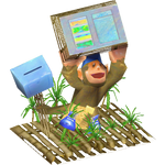 Beach Donation Box (Zeta-Designs)