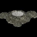 Rock Dish with Water (Ulquiorra)