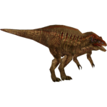 Acrocanthosaurus (Braq)