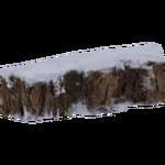 Big Polar Rock (slice)