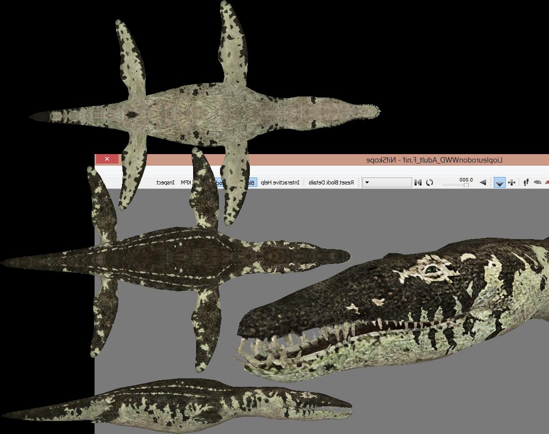 Liopleurodon HENDRIX   ZT25 Download Library Wiki   Fandom