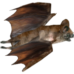 Ambient Vampire Bat (Hispa Designs)