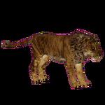 American Lion (Dinosaur & Tamara Henson)