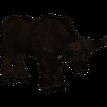 Cape Buffalo (SpinoSquad)