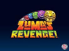 Logo of Zuma's Revenge!.jpg