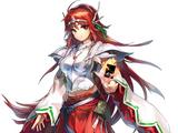 Red Dragon Miko, Meiraru